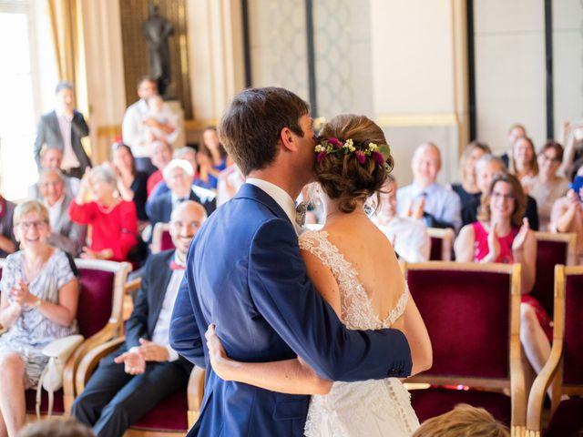 Le mariage de François et Églantine à Paris, Paris 61