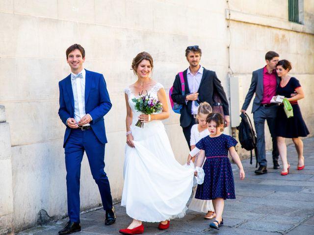 Le mariage de François et Églantine à Paris, Paris 65