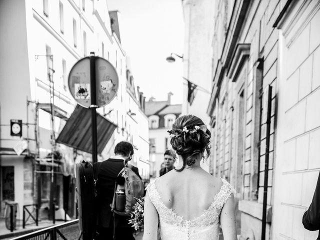 Le mariage de François et Églantine à Paris, Paris 66