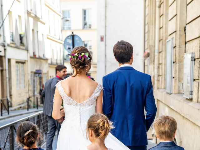 Le mariage de François et Églantine à Paris, Paris 67