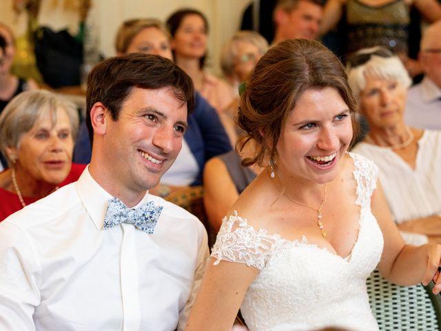 Le mariage de François et Églantine à Paris, Paris 102