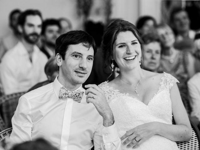 Le mariage de François et Églantine à Paris, Paris 107
