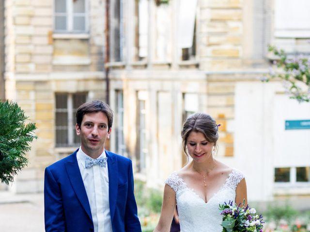 Le mariage de François et Églantine à Paris, Paris 159