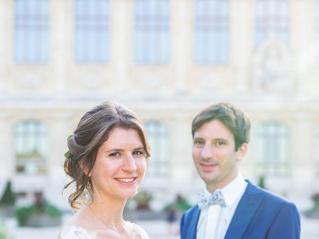 Le mariage de François et Églantine à Paris, Paris 171