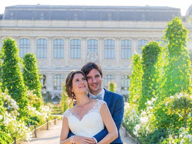 Le mariage de François et Églantine à Paris, Paris 174