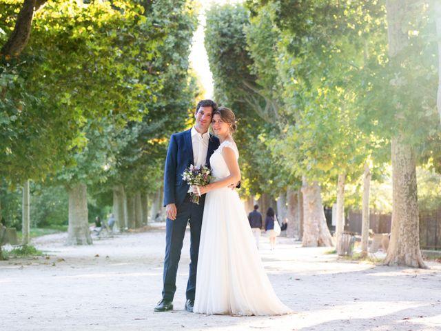 Le mariage de François et Églantine à Paris, Paris 184