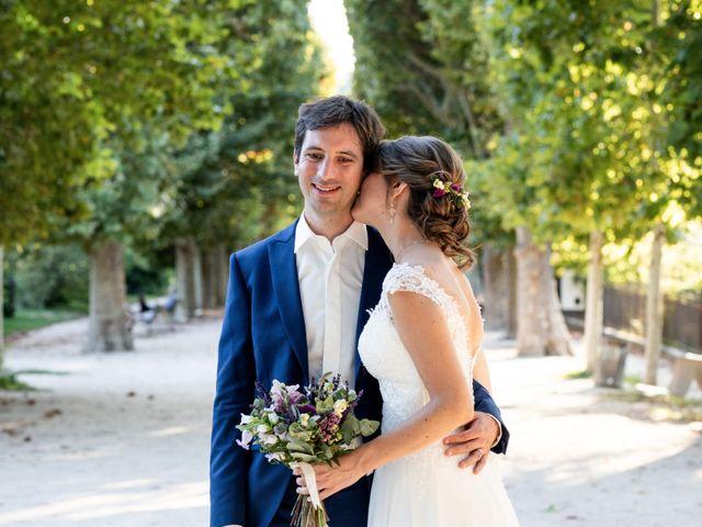 Le mariage de François et Églantine à Paris, Paris 186