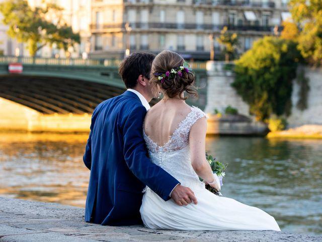 Le mariage de François et Églantine à Paris, Paris 203