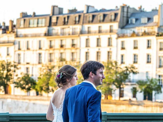 Le mariage de François et Églantine à Paris, Paris 207