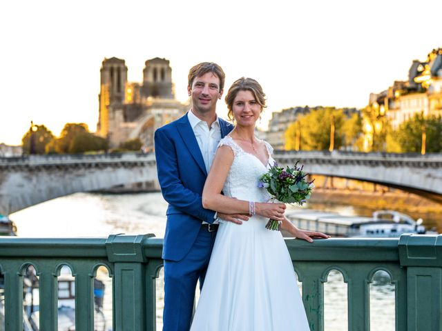 Le mariage de François et Églantine à Paris, Paris 208