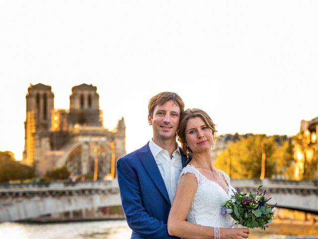 Le mariage de François et Églantine à Paris, Paris 209