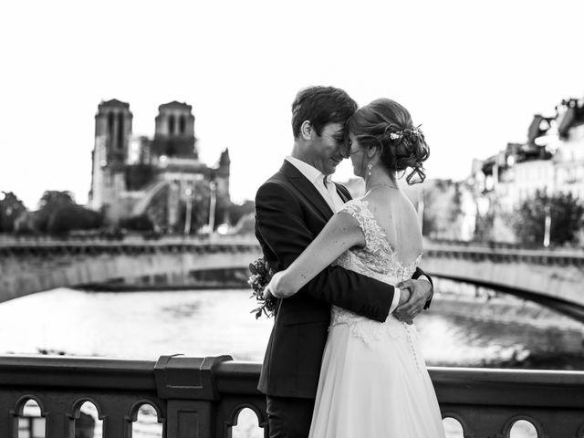 Le mariage de François et Églantine à Paris, Paris 210