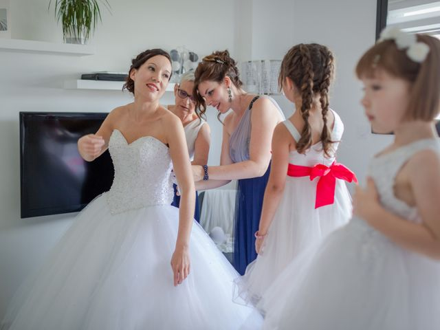 Le mariage de Mathieu et Caroline à Lesneven, Finistère 4