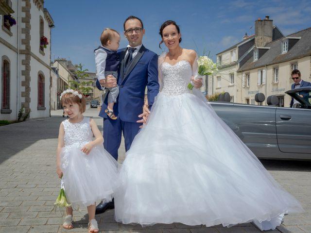 Le mariage de Mathieu et Caroline à Lesneven, Finistère 8