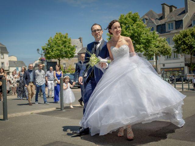 Le mariage de Mathieu et Caroline à Lesneven, Finistère 9