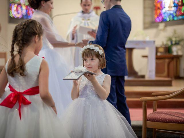 Le mariage de Mathieu et Caroline à Lesneven, Finistère 10