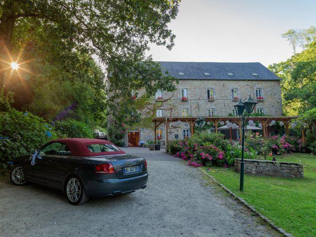 Le mariage de Mathieu et Caroline à Lesneven, Finistère 19