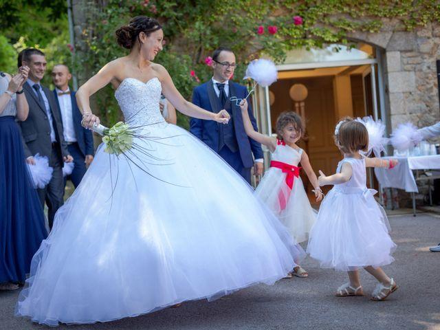 Le mariage de Mathieu et Caroline à Lesneven, Finistère 23