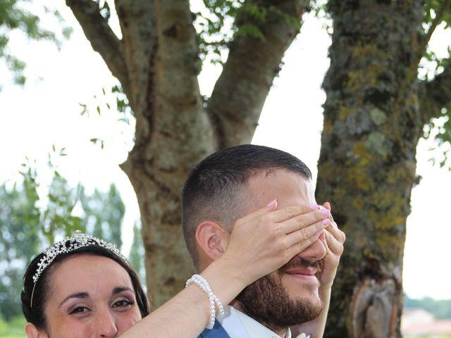 Le mariage de Kévin et Mélissa à Génissac, Gironde 14