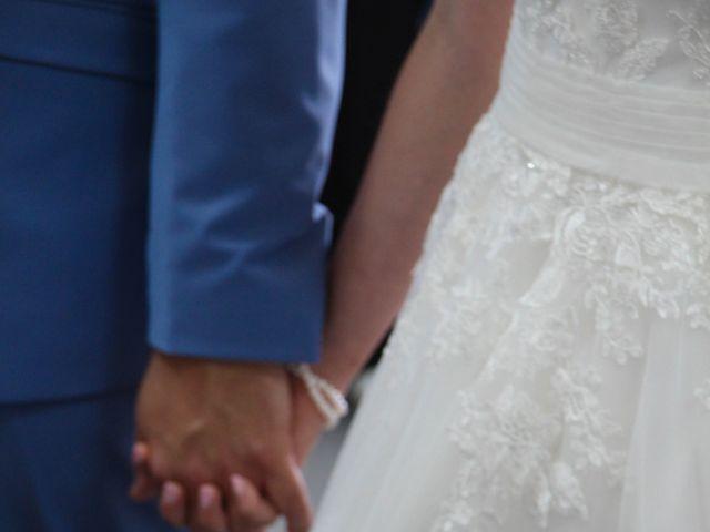 Le mariage de Kévin et Mélissa à Génissac, Gironde 15