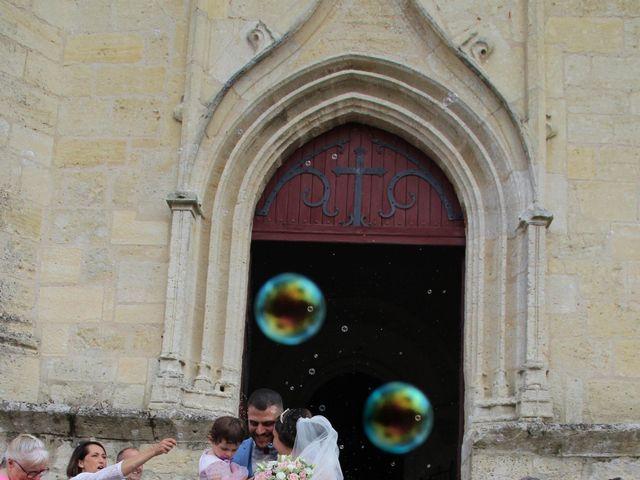 Le mariage de Kévin et Mélissa à Génissac, Gironde 16