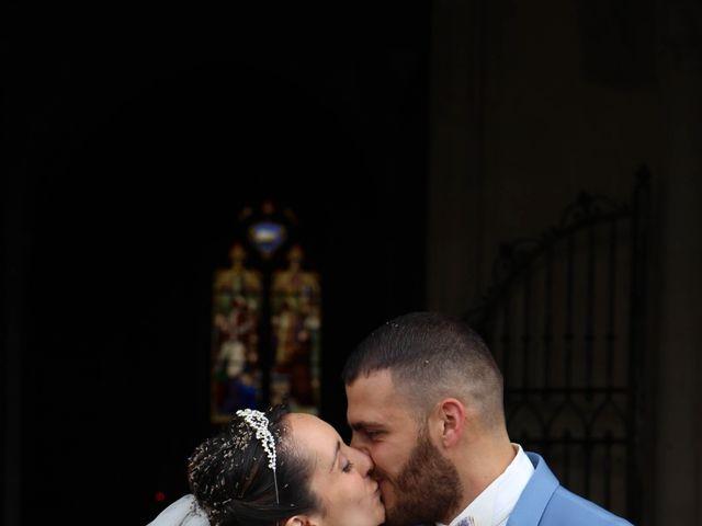 Le mariage de Kévin et Mélissa à Génissac, Gironde 17