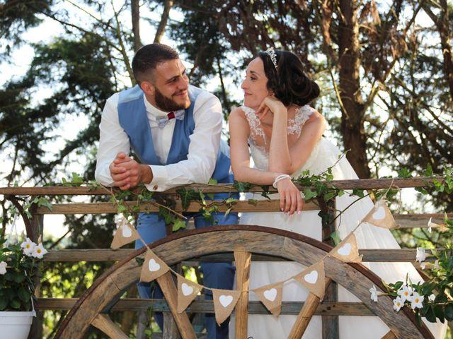 Le mariage de Kévin et Mélissa à Génissac, Gironde 22
