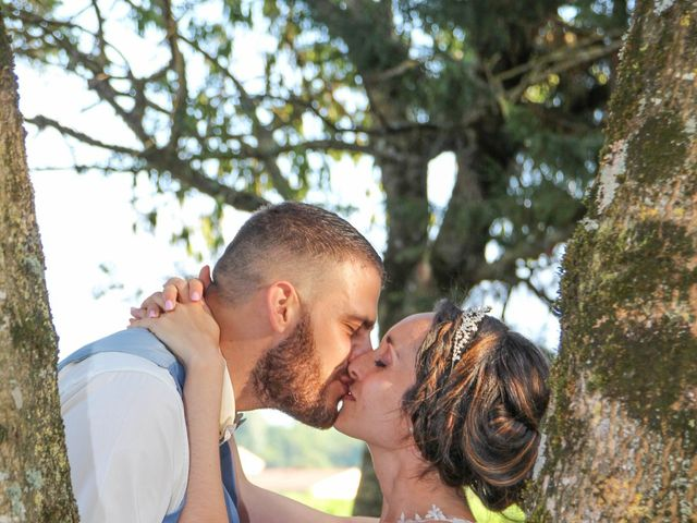 Le mariage de Kévin et Mélissa à Génissac, Gironde 25