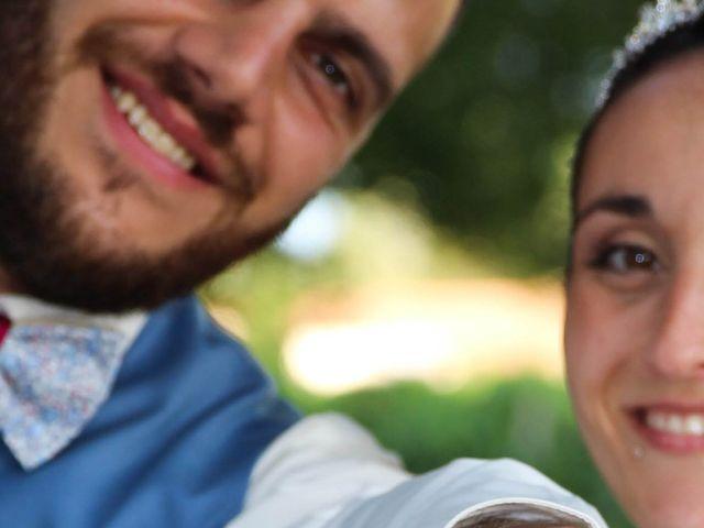 Le mariage de Kévin et Mélissa à Génissac, Gironde 27