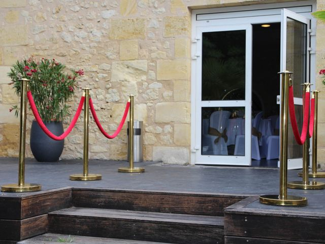 Le mariage de Kévin et Mélissa à Génissac, Gironde 29
