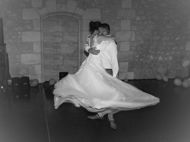 Le mariage de Kévin et Mélissa à Génissac, Gironde 39