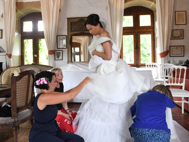 Le mariage de Victor et Marie à Paimpol, Côtes d'Armor 10