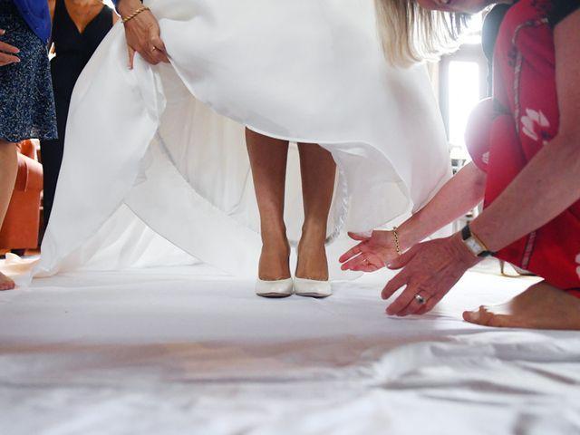 Le mariage de Victor et Marie à Paimpol, Côtes d'Armor 12