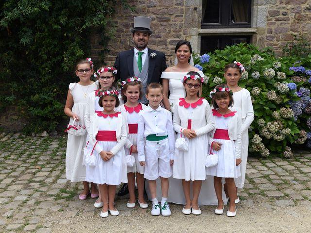 Le mariage de Victor et Marie à Paimpol, Côtes d'Armor 22