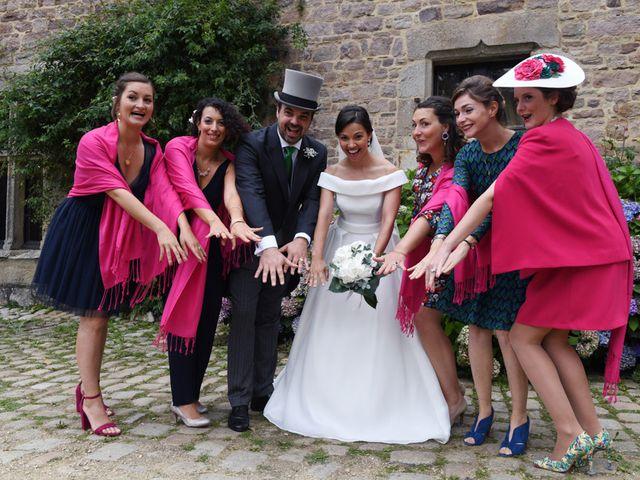Le mariage de Victor et Marie à Paimpol, Côtes d'Armor 25
