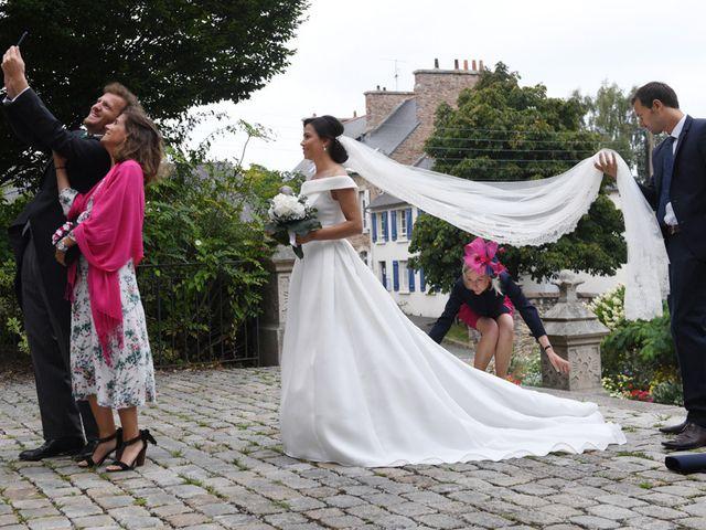 Le mariage de Victor et Marie à Paimpol, Côtes d'Armor 28