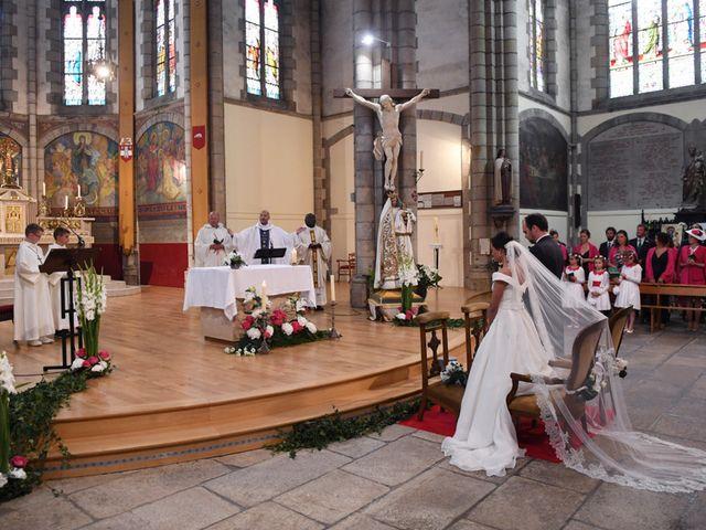 Le mariage de Victor et Marie à Paimpol, Côtes d'Armor 31