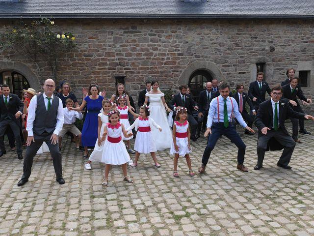 Le mariage de Victor et Marie à Paimpol, Côtes d'Armor 54
