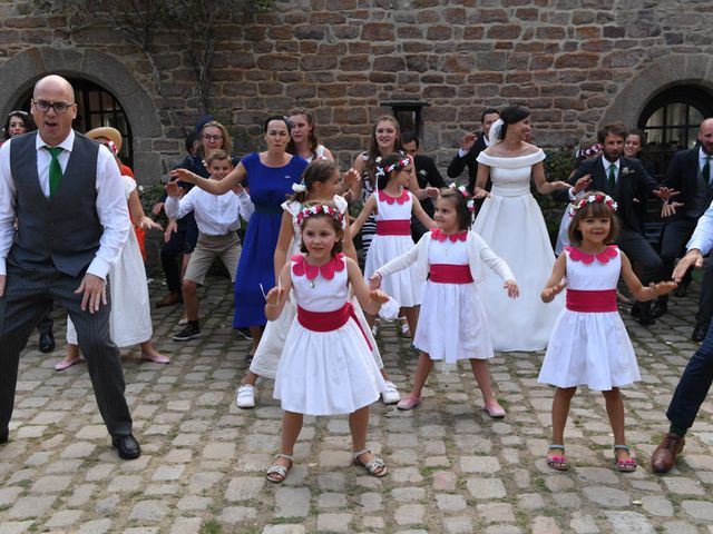 Le mariage de Victor et Marie à Paimpol, Côtes d'Armor 55