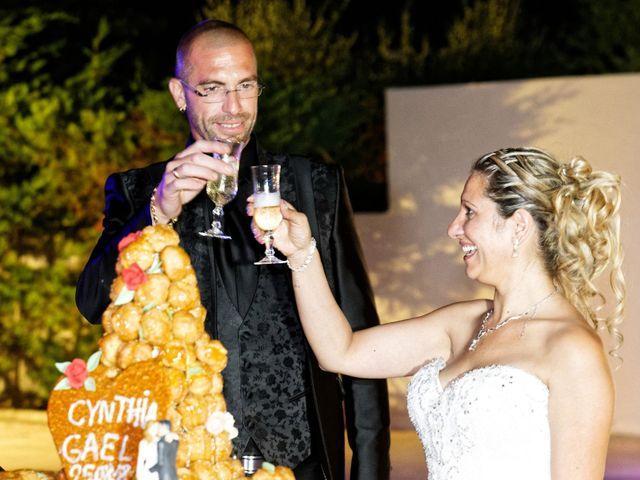 Le mariage de Gaël et Cynthia à Brignoles, Var 4