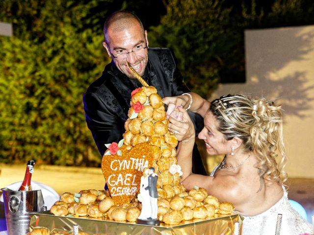 Le mariage de Gaël et Cynthia à Brignoles, Var 6