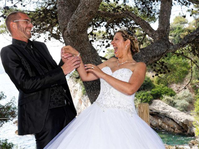 Le mariage de Gaël et Cynthia à Brignoles, Var 9
