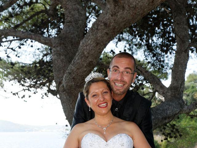 Le mariage de Gaël et Cynthia à Brignoles, Var 10