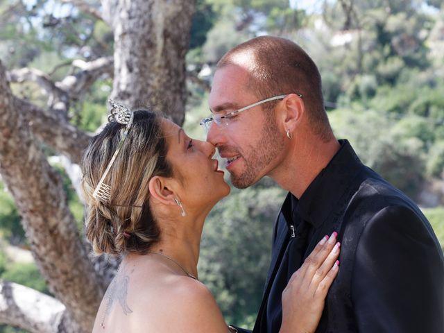 Le mariage de Gaël et Cynthia à Brignoles, Var 12