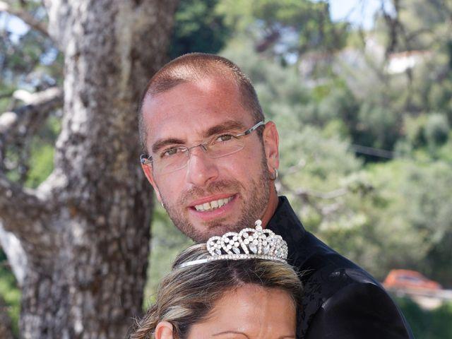 Le mariage de Gaël et Cynthia à Brignoles, Var 13