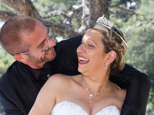 Le mariage de Gaël et Cynthia à Brignoles, Var 14