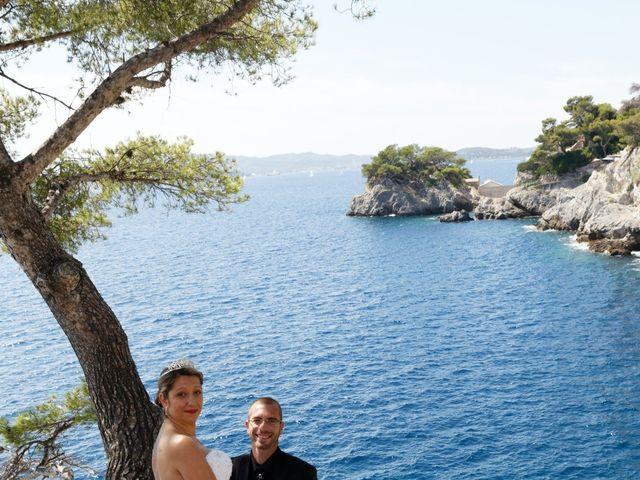 Le mariage de Gaël et Cynthia à Brignoles, Var 16