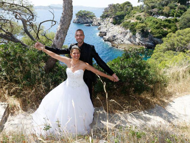 Le mariage de Gaël et Cynthia à Brignoles, Var 18