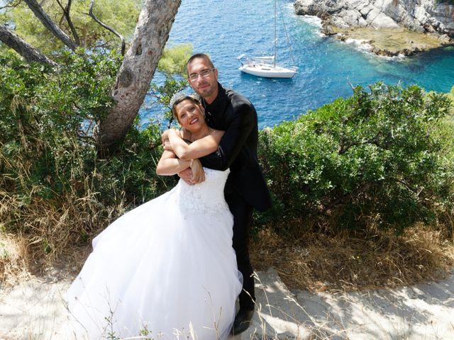 Le mariage de Gaël et Cynthia à Brignoles, Var 20