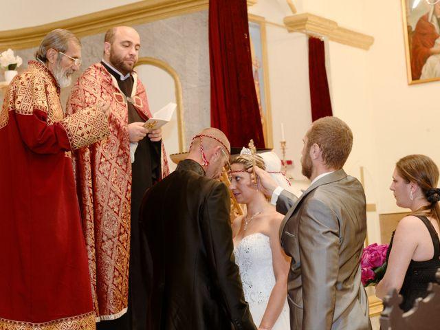 Le mariage de Gaël et Cynthia à Brignoles, Var 40